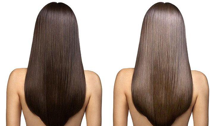 средства для глазирования волос
