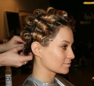 укладка волос после долговременной укладки