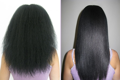 Можно красить волосы после ботокса волос