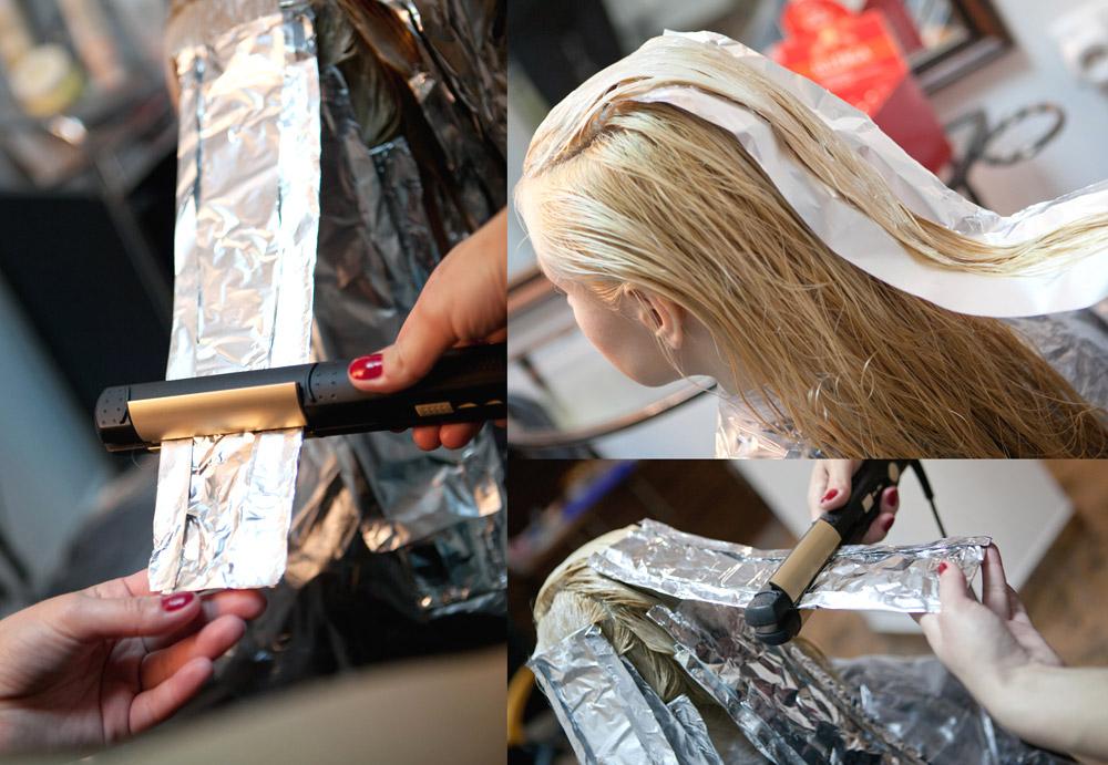 Как в домашних условиях сделать кератиновое восстановление волос