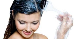 как покрасить волосы самой себе