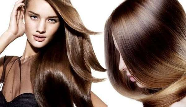 кератирование волос в домашних условиях