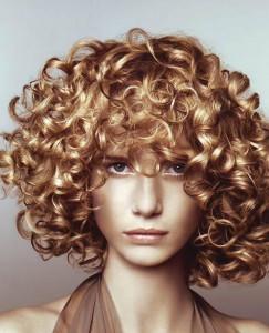 химическая завивка волос цена