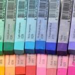 как пользоваться цветными мелками для волос