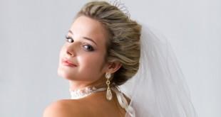 Лучшие свадебные прически на длинные волосы с фатой