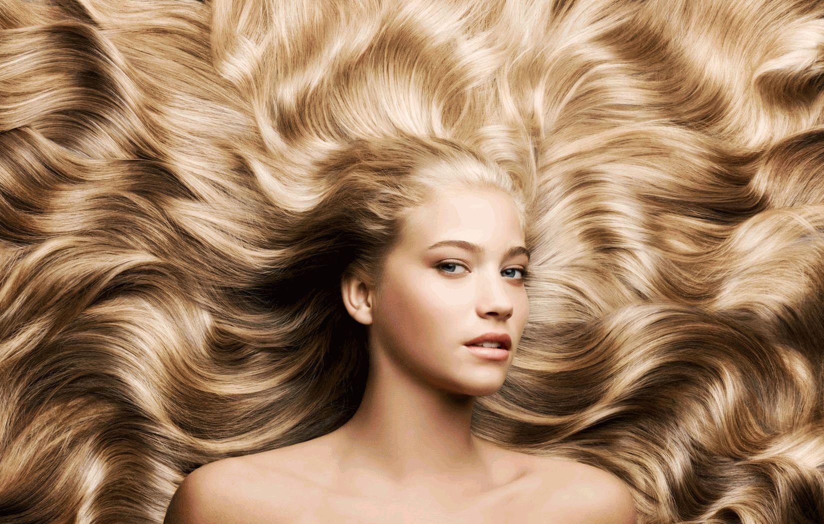 Различные варианты использования витаминов группы В для волос