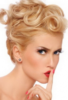 Curly-blonde-updo-pictures-with-curly-bangs