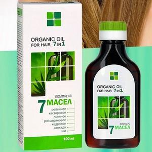 масло для волос organic oil отзывы