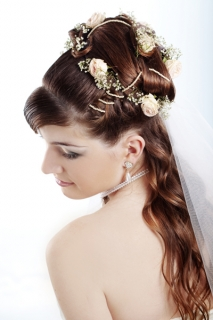 Свадебные прически стиляги 133