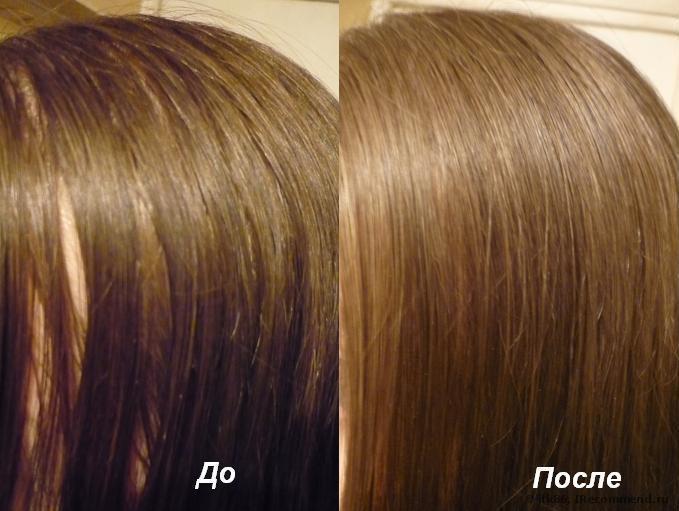 Шампуни для волос схема