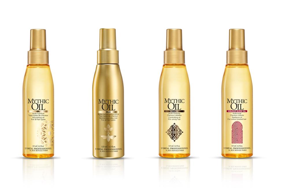 масло для волос лореаль mythic oil