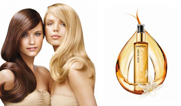 масло для волос матрикс
