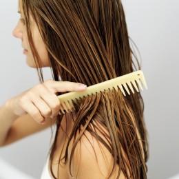 бальзам для волос своими руками