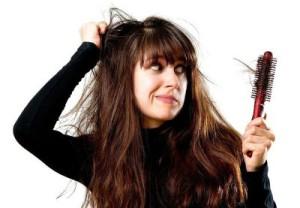 Если волосы выпадают и стали очень тонкими