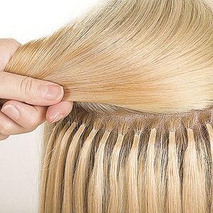 Технология капсульного наращивания волос