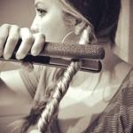 можно ли утюжком завить волосы