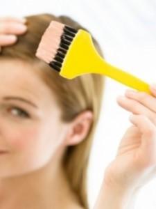 как самостоятельно покрасить волосы