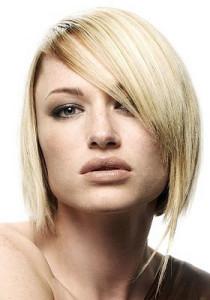 Прически и стрижки для квадратного типа лица